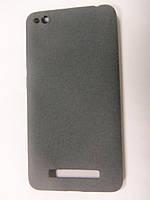 Чехол силиконовый Husky для Xiaomi Redmi 4А черный
