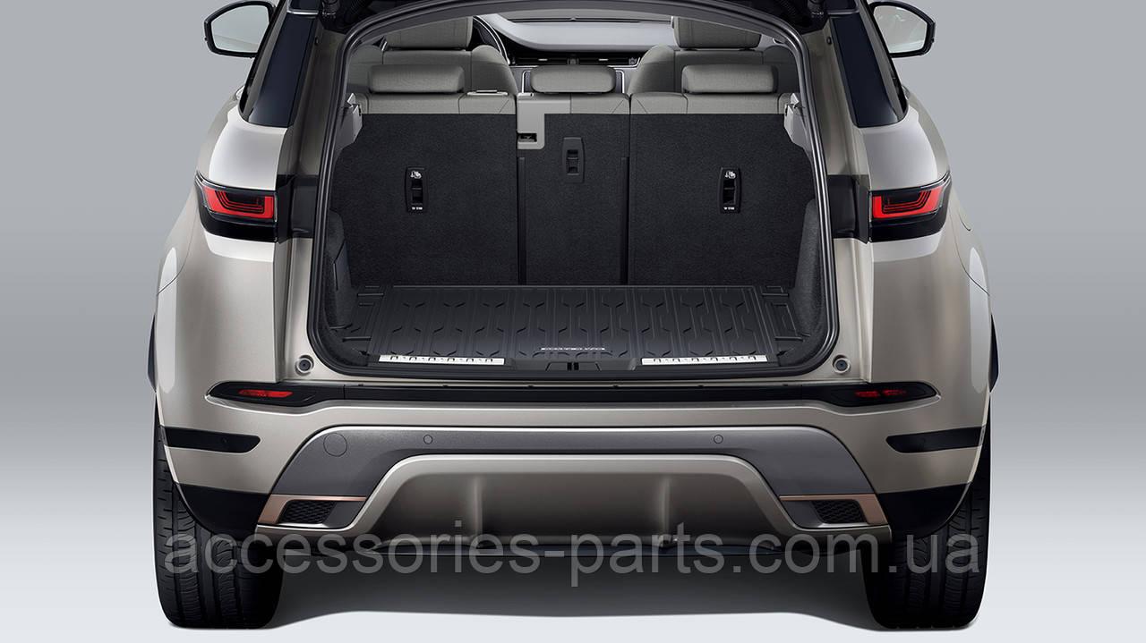 Коврик багажника резиновый Range Rover Evoque 2019+ Новый Оригинальный