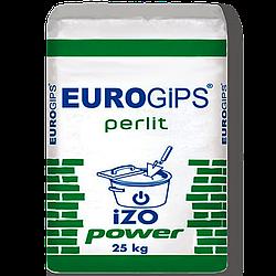 Шпаклевка Perlit легкого шлифования 30кг Eurogips