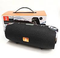 Портативная колонка bluetooth акустика для телефона с флешкой повербанк черная XTREME Small mini