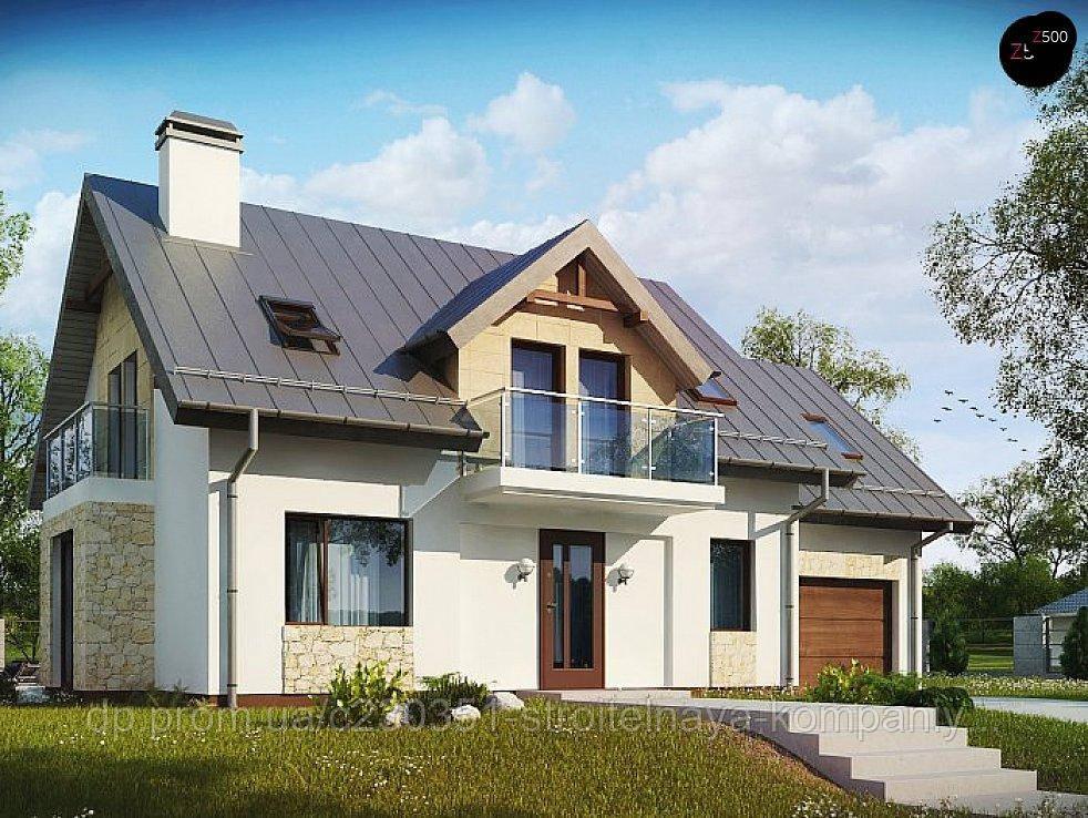 Проект дома uskd-89
