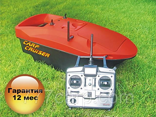 Кораблик для прикормки CarpCruiser Boat-SY радиоуправляемый для доставки снастей в точку лова рыбы