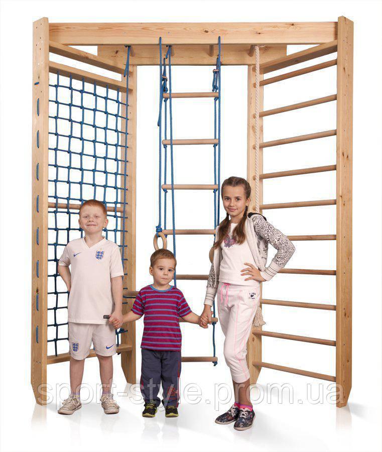Спортивная стенка для детей  «Sport 4-240» SportBaby, фото 1