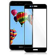 Защитное стекло 5D Glass Premium Huawei Nova 2+ Plus Black