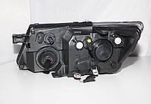 Штатная 2009 по 2014 год для Dodge Journey Fiat Freemont LED U Angel Eye передняя оптика, фото 2
