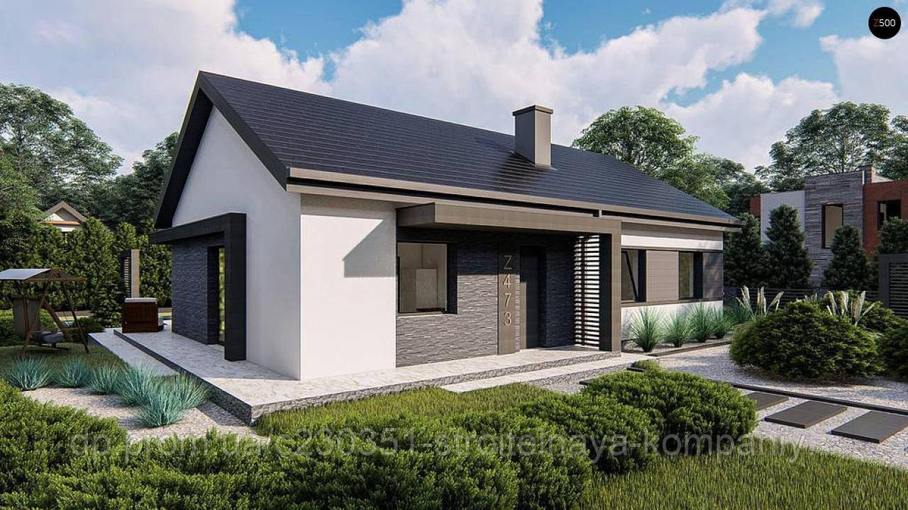 Проект дома uskd-91