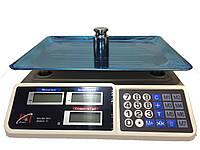 Электронные торговые весы до 40 кг Eurosonic