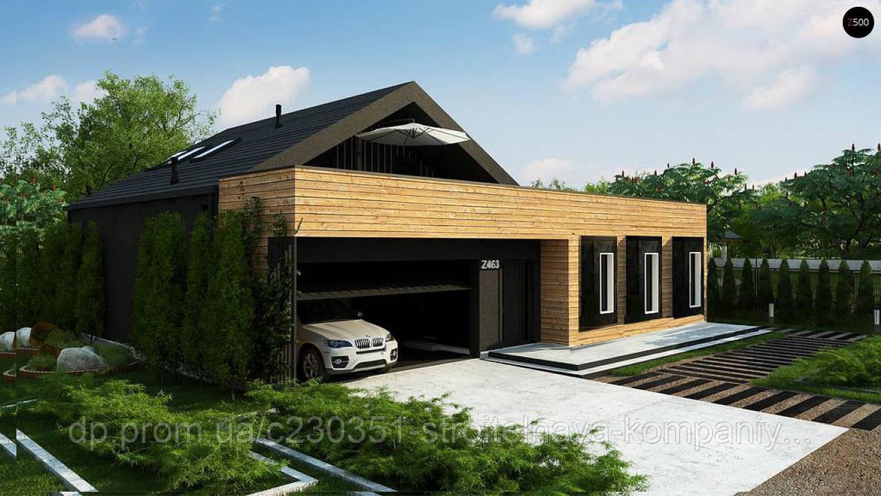 Проект дома uskd-92