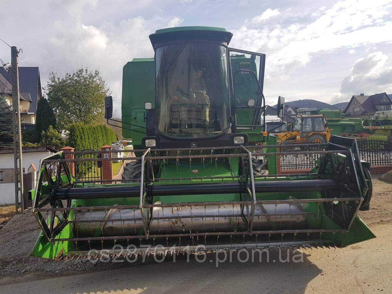 Комбайн зернозбиральний JD 1174 під замовлення