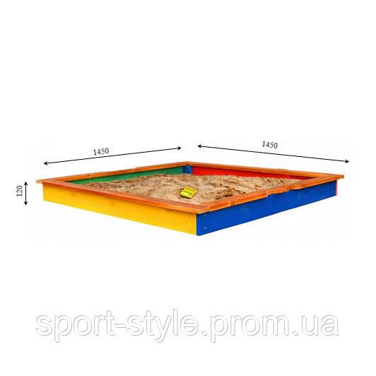 Песочница для детей SportBaby