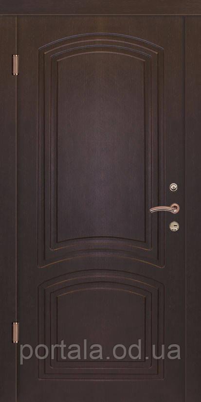 """Входная дверь для улицы """"Портала"""" (Люкс Vinorit) ― модель Пароди"""