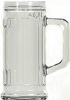 """Кружка бокал для пива стекло  Uniglass 500 мл. """"STREAK"""""""