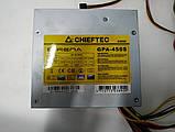 Блок питания 450W Chiefteс GPA-450S кулер 1x120мм, фото 2