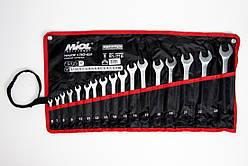 Набор ключей рожково-накидных в капроновой сумке MIOL 51-716