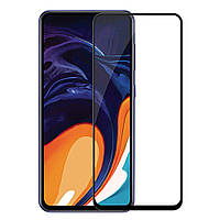 Защитное стекло 5D 9H Полной оклейки для Samsung Galaxy A80 2019 Захисне скло