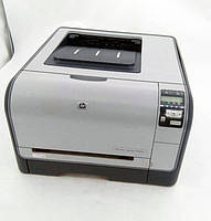 Цветной принтер HP Color LaserJet CP1515n (сеть) б/у