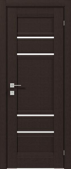 Дверь межкомнатная Rodos Freska Donna полустекло