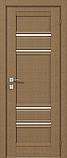 Дверь межкомнатная Rodos Freska Donna полустекло, фото 5
