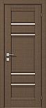 Дверь межкомнатная Rodos Freska Donna полустекло, фото 2