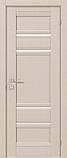 Дверь межкомнатная Rodos Freska Donna полустекло, фото 3