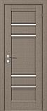 Дверь межкомнатная Rodos Freska Donna полустекло, фото 6