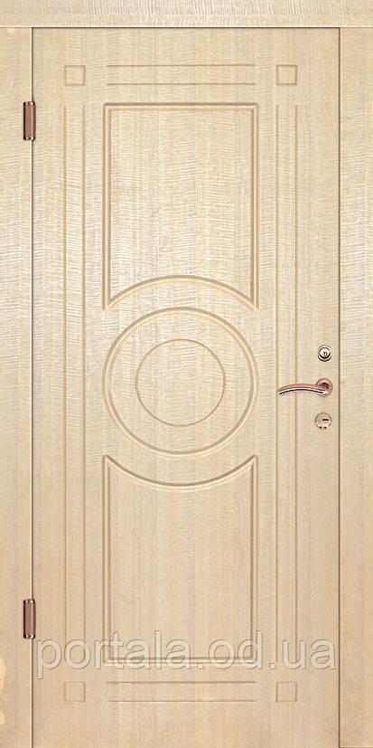 """Входная дверь для улицы """"Портала"""" (Люкс Vinorit) ― модель Оскар"""