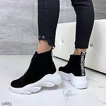 Ботинки на высокой платформе, фото 3