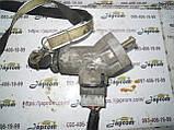 Замок зажигания + Контактная группа замка зажигания Citroen Peugeot 1994-2006г.в. Выпадает ключ, фото 2