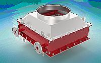 Рекуператор СПЕ для котла 200 кВт (Экономайзер, Утилизатор), фото 1