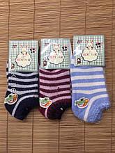 Шкарпетки дитячі ангора всередині махра короткі Шугуан р. 26-32