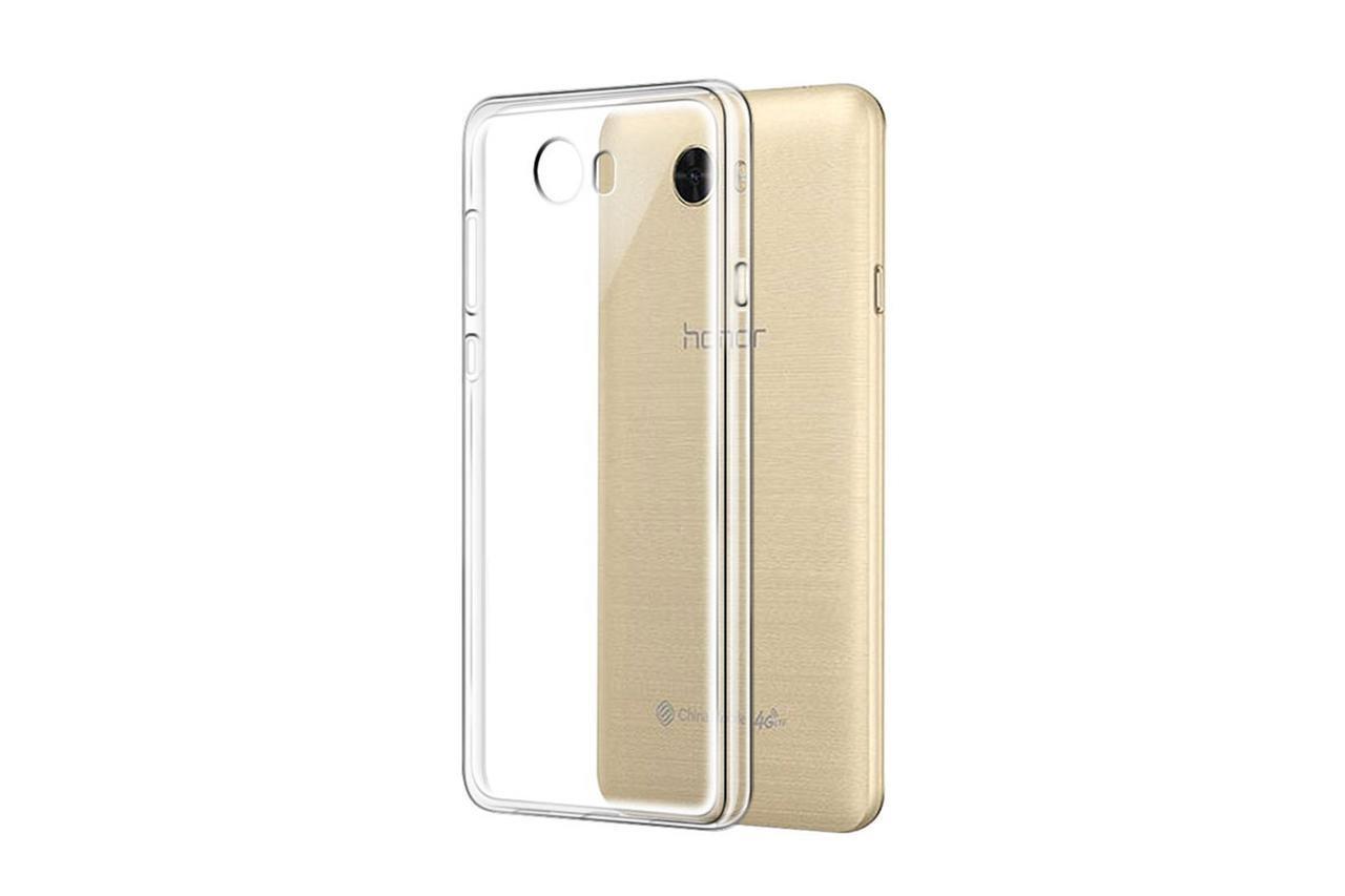Силиконовый чехол на Huawei Y5-2