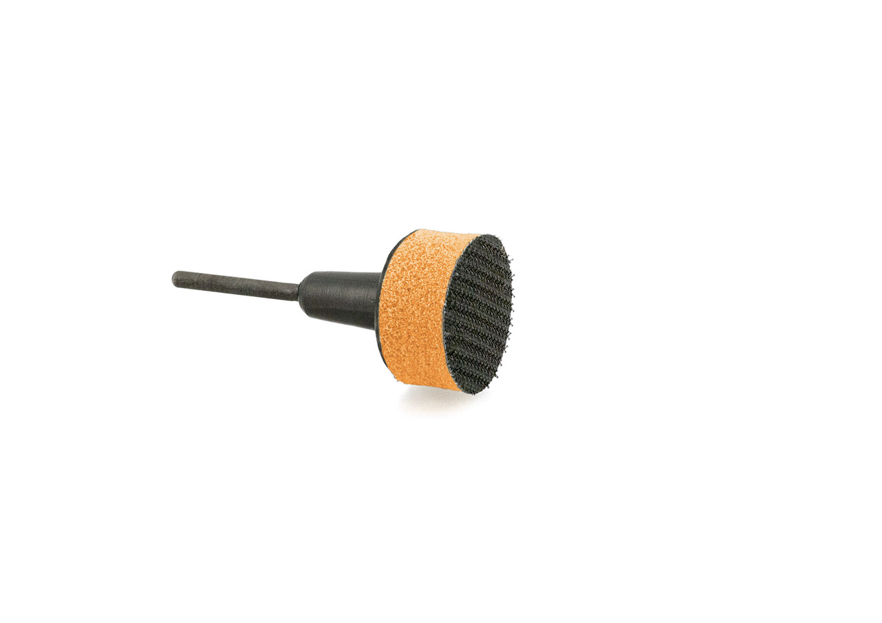 """25 мм. (1"""") Шпиндель с мягкой оправкой - Flexipads GRIP SOFT Spindle pad 10 мм. поролон (48205)"""