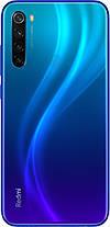 Смартфон Xiaomi Redmi Note 8 4/64Gb Neptune Blue Global Version UA UCRF ОРИГИНАЛ Гарантия 12 месяцев, фото 2