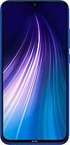 Смартфон Xiaomi Redmi Note 8 4/64Gb Neptune Blue Global Version UA UCRF ОРИГИНАЛ Гарантия 12 месяцев, фото 3