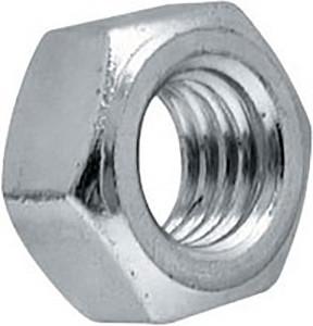 Гайка шестигранная М 20 DIN 934 оцинкованная (упаковка 50 шт.)