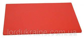 Доска разделочная красная BERG 300х450х12