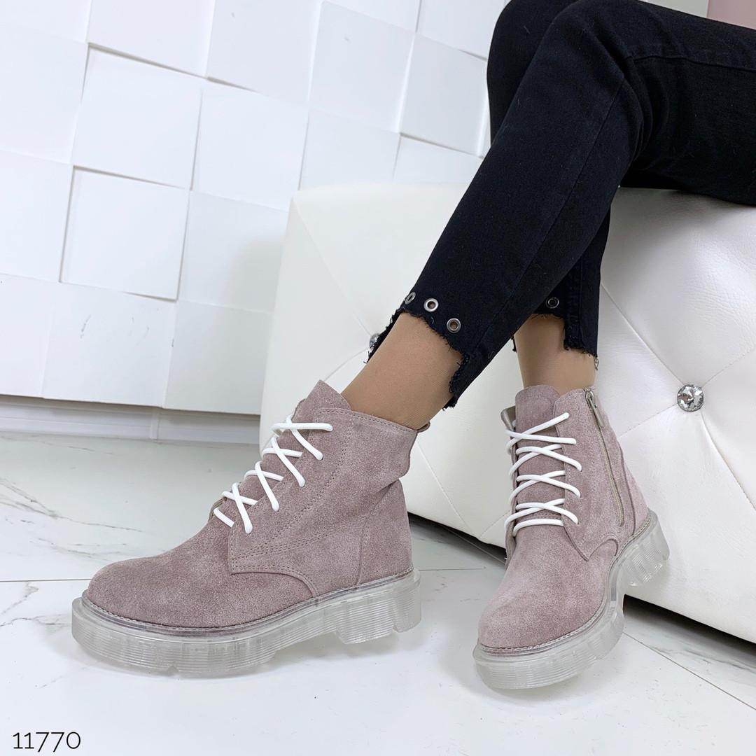 Женская обувь зима ботинки