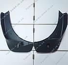 Передние брызговики Nissan Qashqai 2007-2013, 2 шт, фото 3