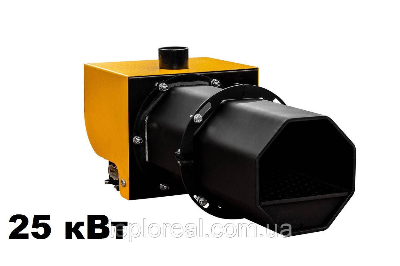 Пеллетная горелка Palnik 25 кВт для твердотопливного котла