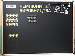Печать на меловой плёнке