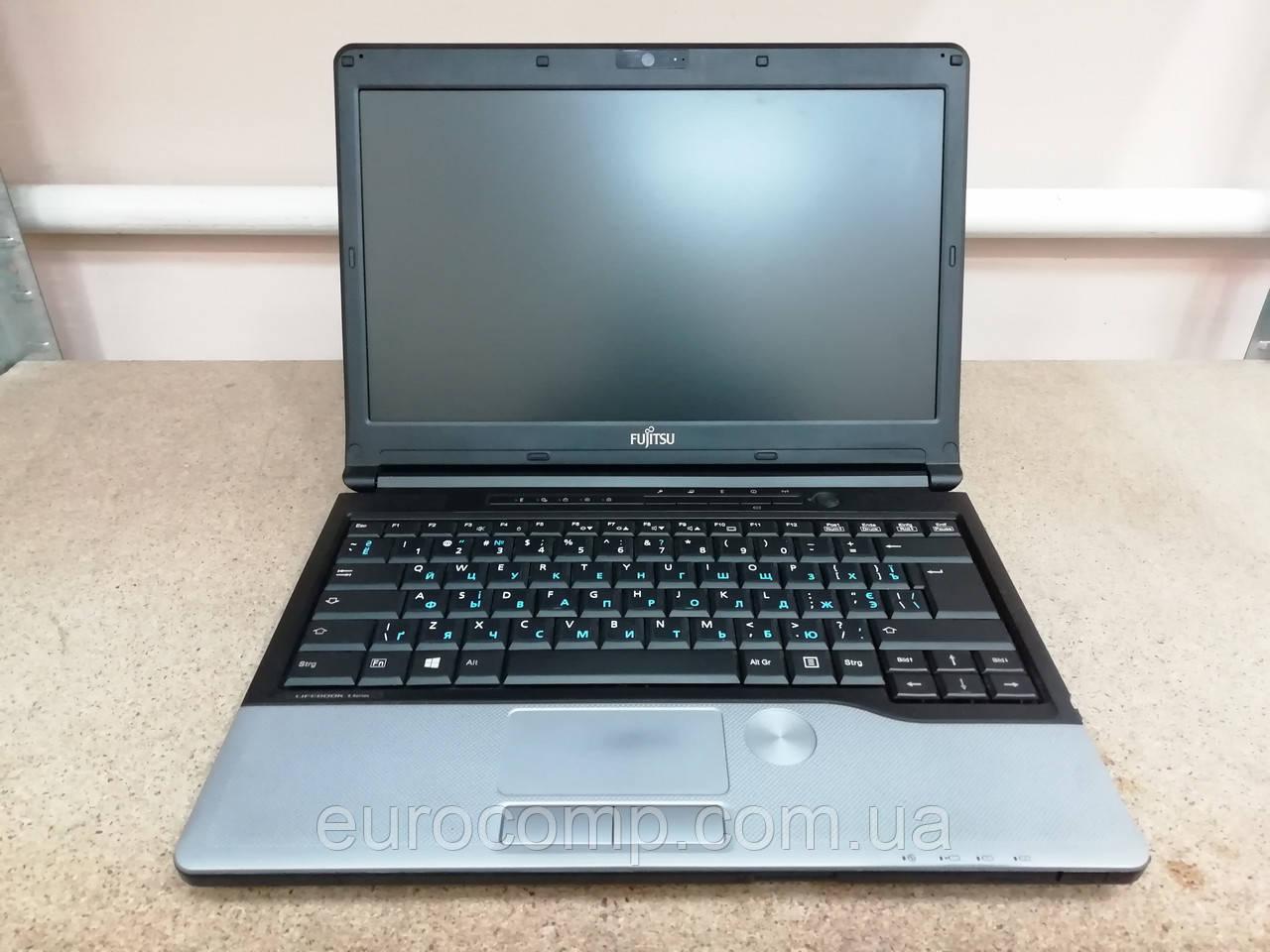 Мощный и лёгкий ноутбук бизнес Fujitsu Lifebook S762 13'' (Лицензия Windows 10 Pro)