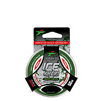 Леска Intech Khaki Ice Line moss green 50м 0.204мм 3.6кг