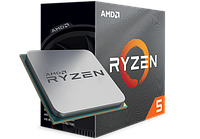 Процессор AMD Ryzen 5 2600 (YD2600BBAFBOX) sAM4 BOX