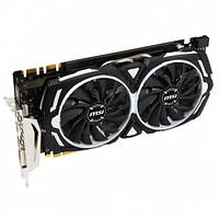 Видеокарта MSI GeForce GTX1070 ARMORE OC 8G б/у, фото 1