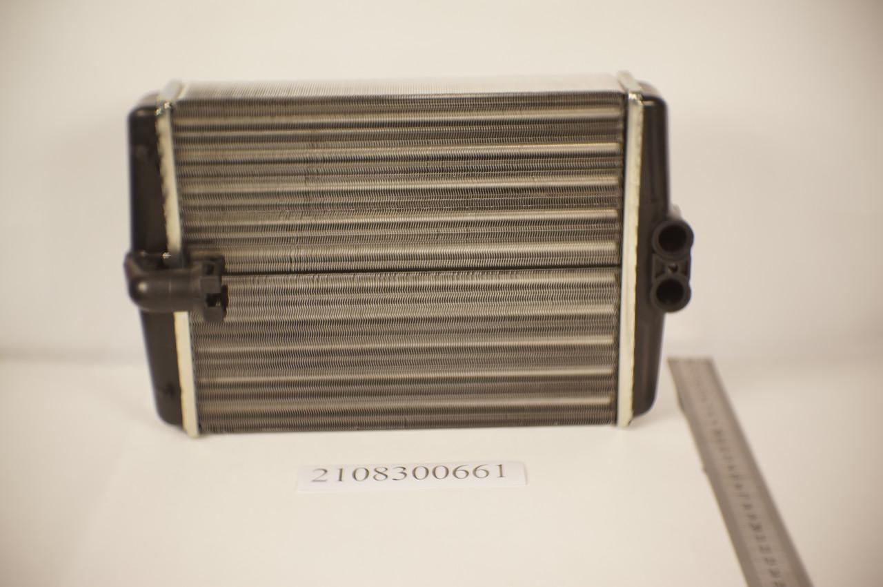 Радиатор печки Мercedes W210 1995-2003 (239*188мм по сотах) KEMP