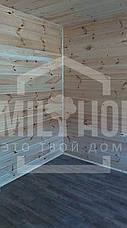 """Мобильный дачный домик """"КАНТРИ 1-36"""" 36м2., на основе цельно-сварного металлического каркаса., фото 3"""