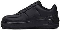 Кроссовки Nike Air Force 1 Jester XX Triple Black | Найк Аир Форс