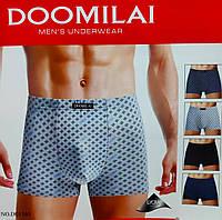 Мужские трусы боксеры хорошего качество DOOMILAI 4хл