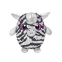 М'яка іграшка з паєтками SHIMMEEZ S3 - ЄДИНОРІГ МЕРІ (20 cm)