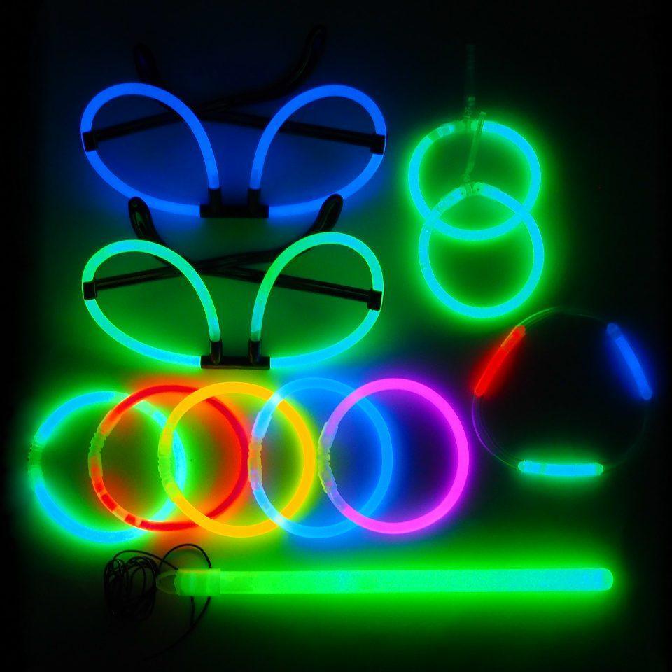 Неоновые очки SoFun набор для вечеринки